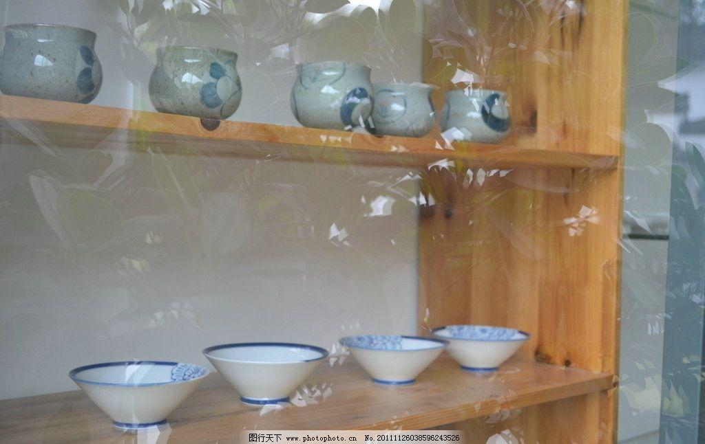 青花 瓷碗/青花瓷碗及罐图片