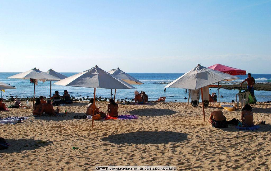 海边 巴厘岛 印尼 日光浴 我的背包旅游 人文景观 旅游摄影 摄影