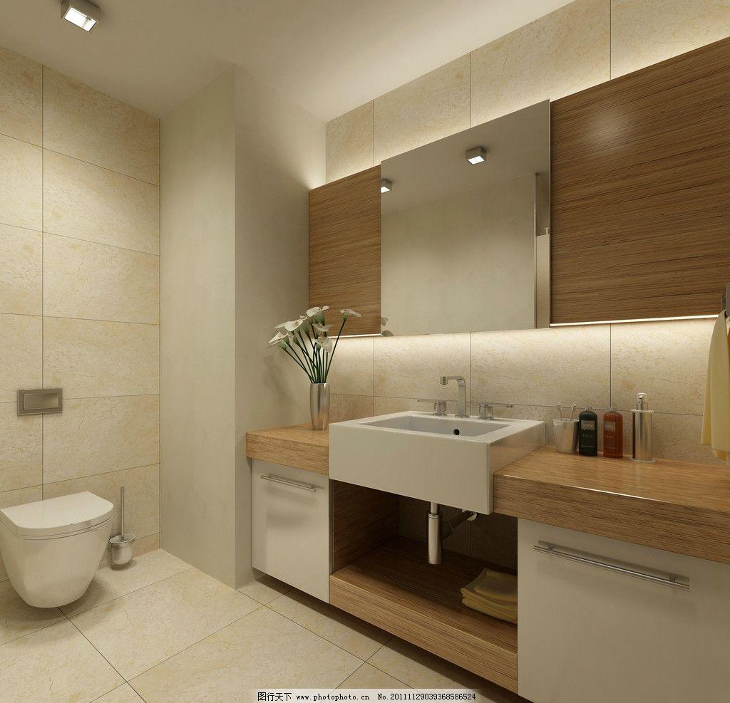 浴室特写 室内设计 浴室