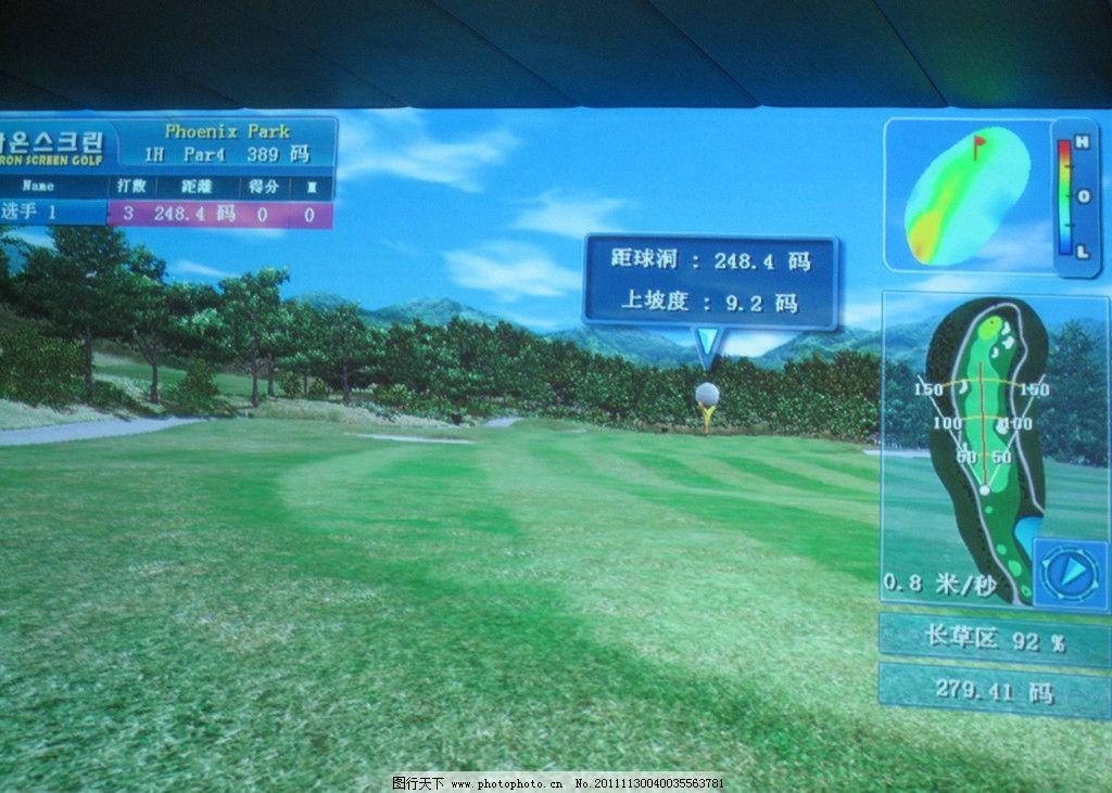 室内高尔夫 室内高尔夫常见 室内高尔夫图片 高尔夫 商务场景 商务