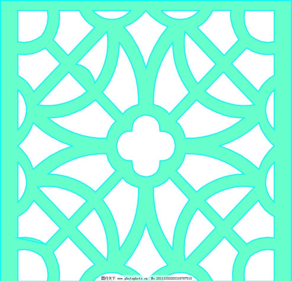 镂空雕花 古典镂空雕花 古典雕花 古典花纹 花纹花边 通花 底纹边框
