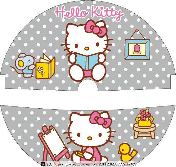看书画画的卡通猫 卡通 卡通动物 动物 卡通猫 卡通鼠 卡通鸟 猫 鼠 鸟 小鸟 画画 看书 花瓶 桌子 画架 书 卡通设计 广告设计 矢量 AI