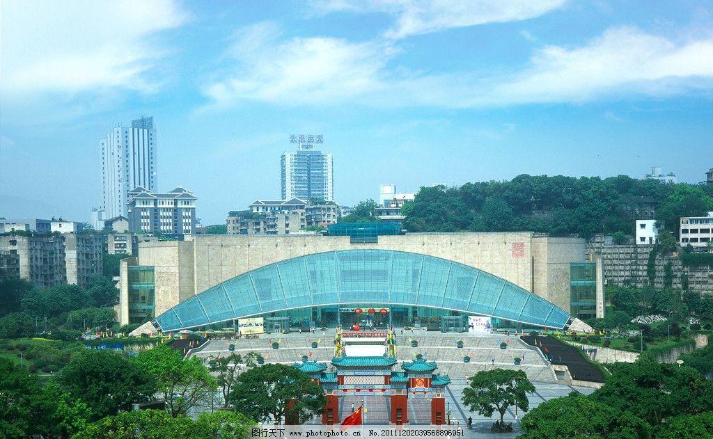 三峡博物馆图片