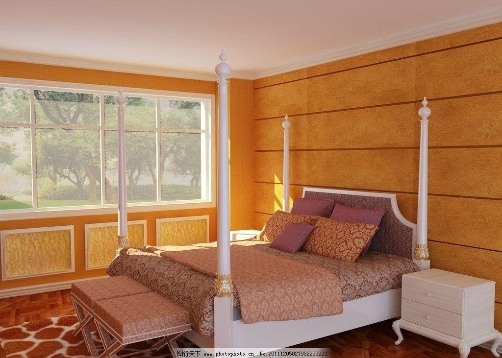床 柜子 室内设计 环境设计 设计 72dpi jpg