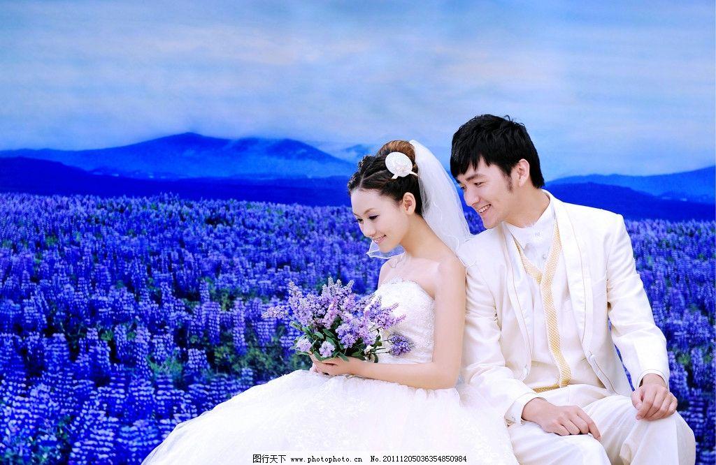 婚纱照 婚纱样册 情侣 浪漫 美女 性感 可爱 新娘 人物摄影 人物图库