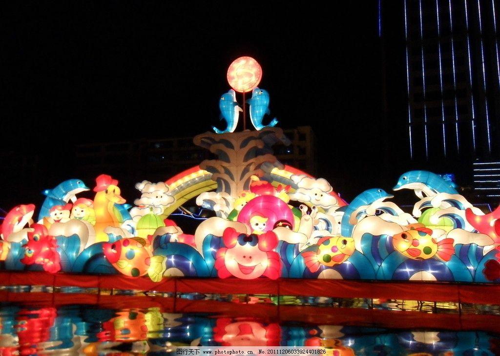 香港灯会真动物图片
