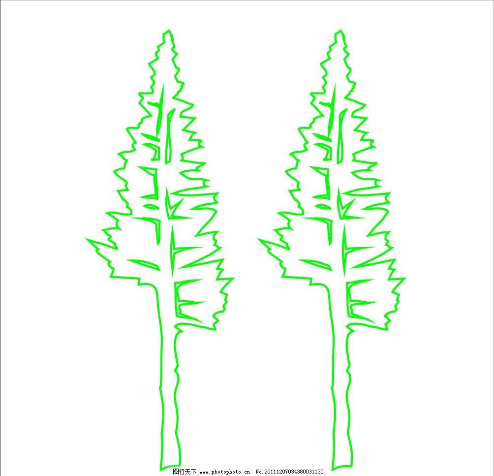 树木 成长树 矢量树 海报      信息树 大树 植物 cdr 其他 文化艺术