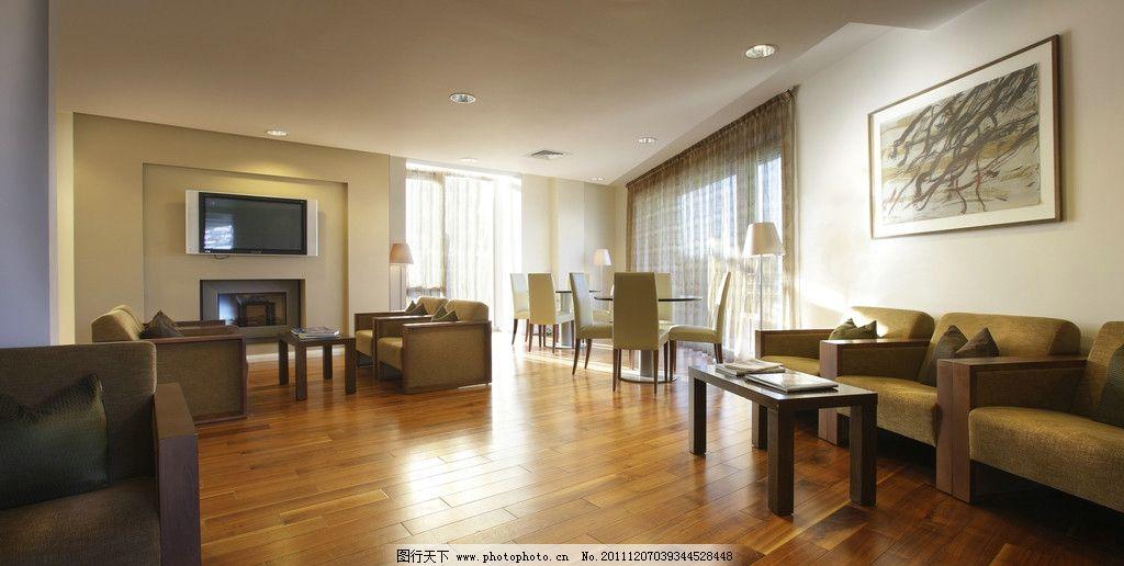 豪华欧式 公寓      地板 沙发 窗帘 茶几 壁炉 室内设计 灯具 壁画
