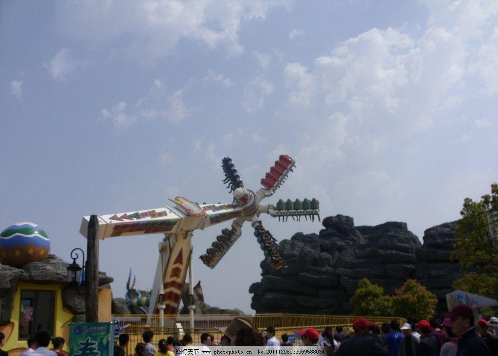 宁波达蓬山主题乐园图片