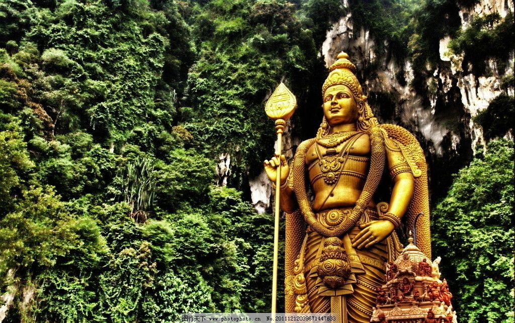 泰国金佛像图片