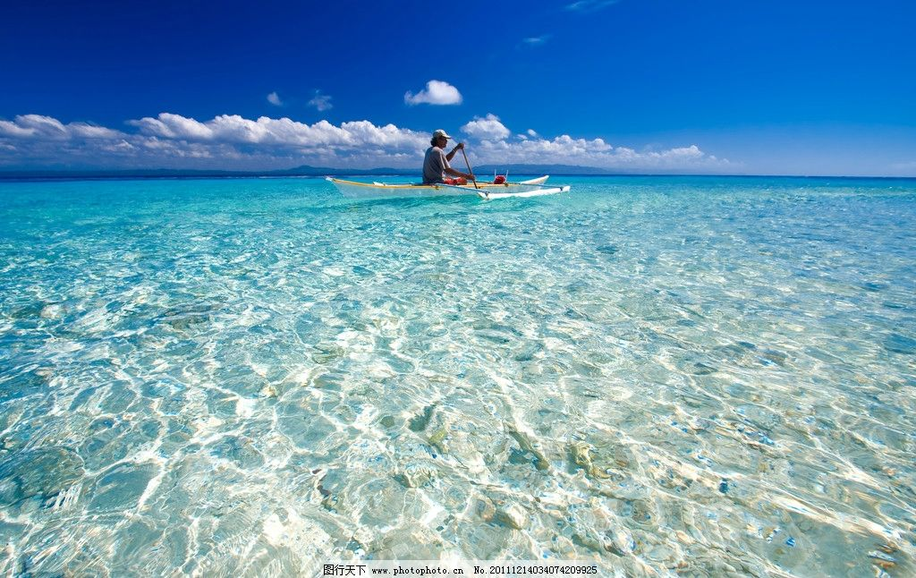 菲律宾薄荷岛保和岛度假旅游风景图片