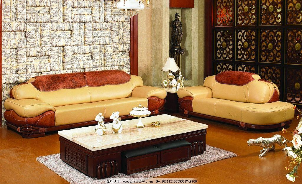 欧式沙发图图片