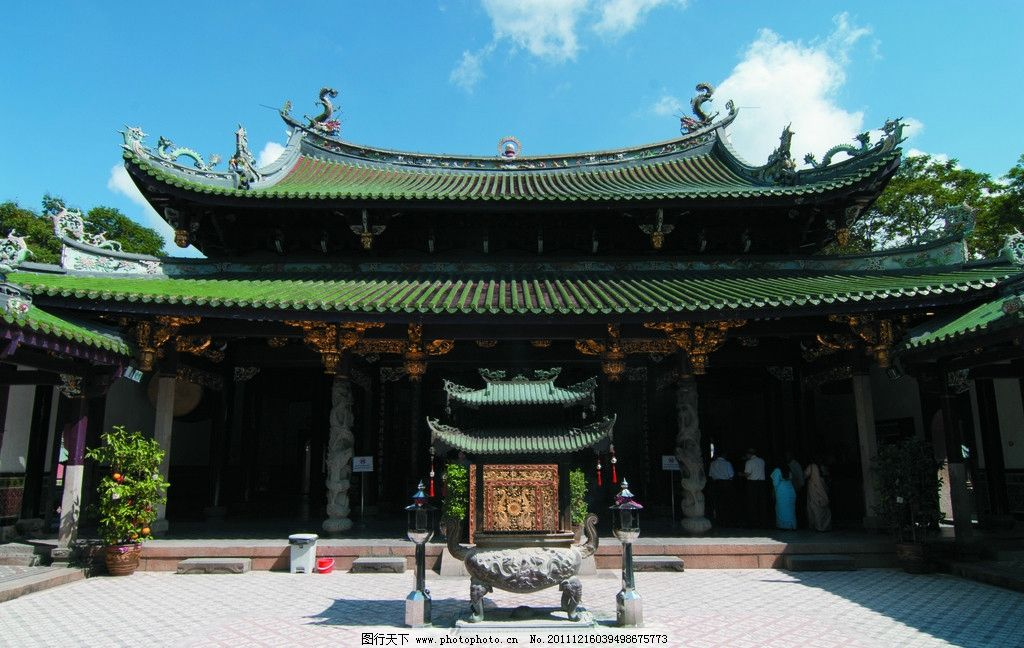 寺庙建筑/寺庙建筑图片