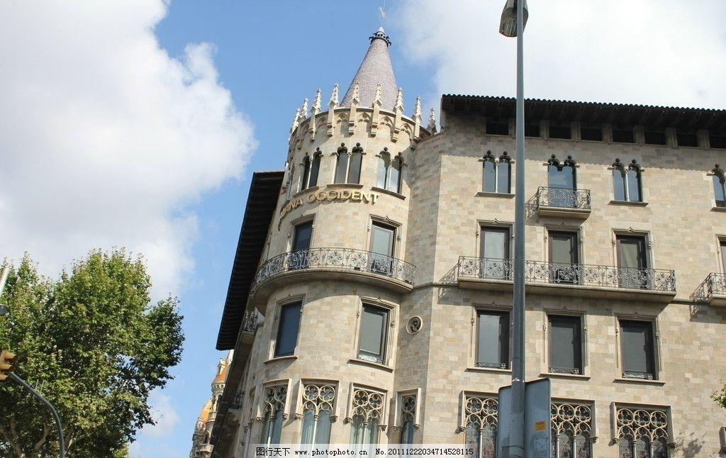 欧洲建筑 欧式 欧洲 欧式建筑 城堡 欧式风格 欧式建筑外立面 世界