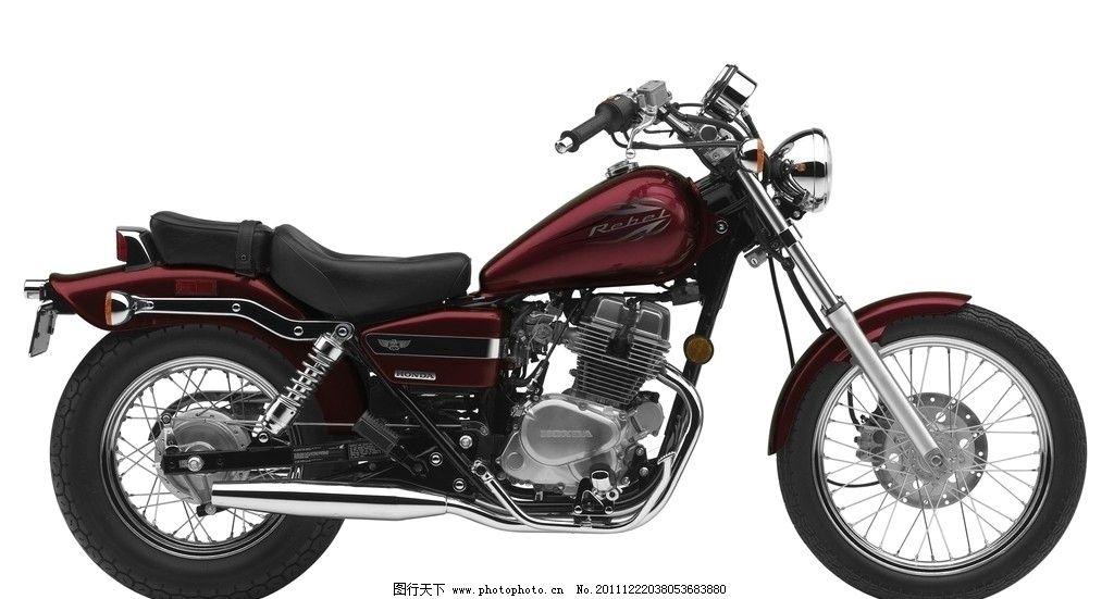 本田 摩托车 大车身 双缸发动机 一匙点火 数秒间提速 多档变速器