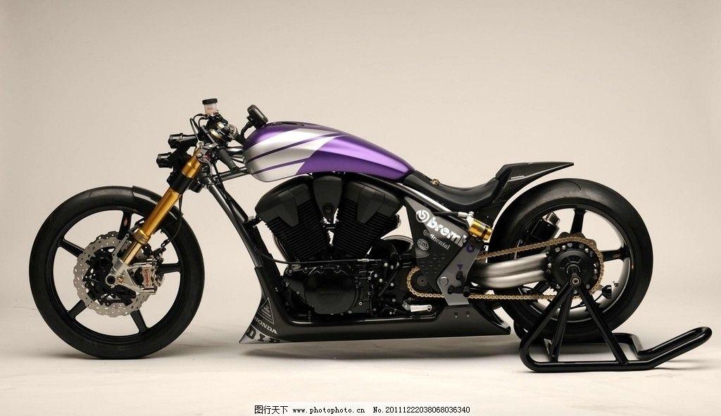 本田 哈雷型 摩托车 高档摩托车 高等级材质 款式新颖 双缸发动机