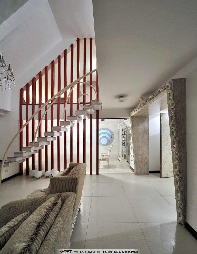 室内 楼梯 旋转楼梯 室内楼梯 复式 欧式 花纹 栏杆 雕花 实木