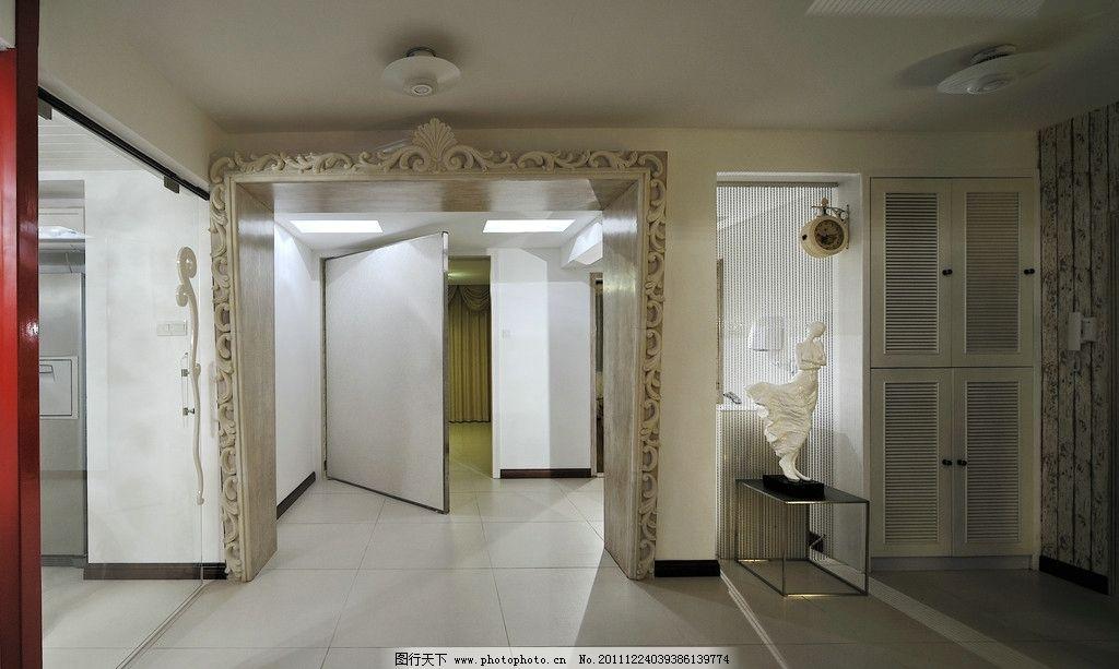 装饰 家居 家具 房间 欧式 花纹 边框 花边 艺术品 雕塑 门边 珠帘