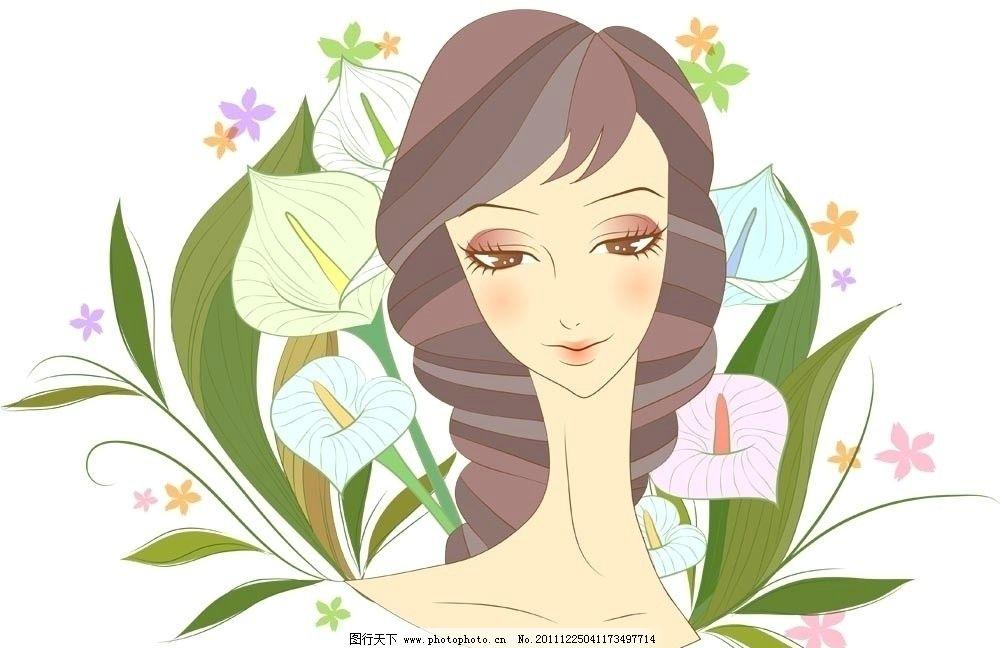 时尚美女白领图片
