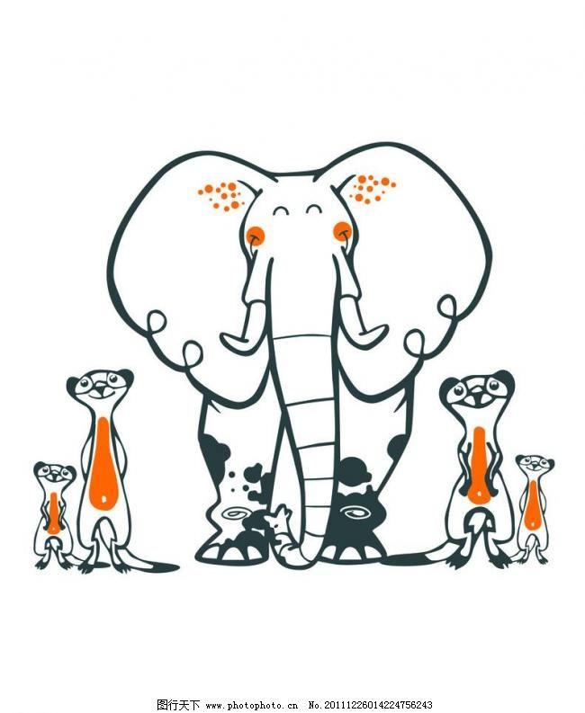 动物衣服怎么画图片简笔画
