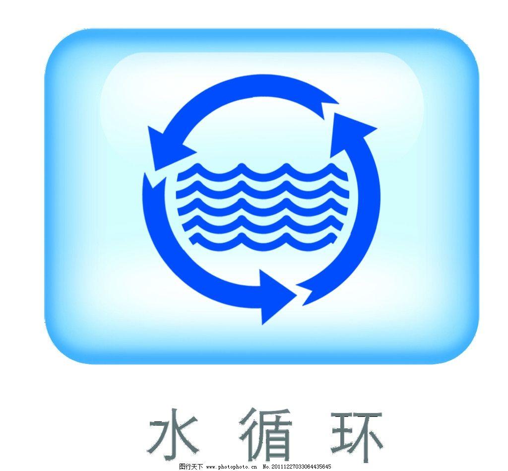 洗衣机icon 水循环 洗衣机 icon 图标 水晶按钮 水 水位 循环 水纹