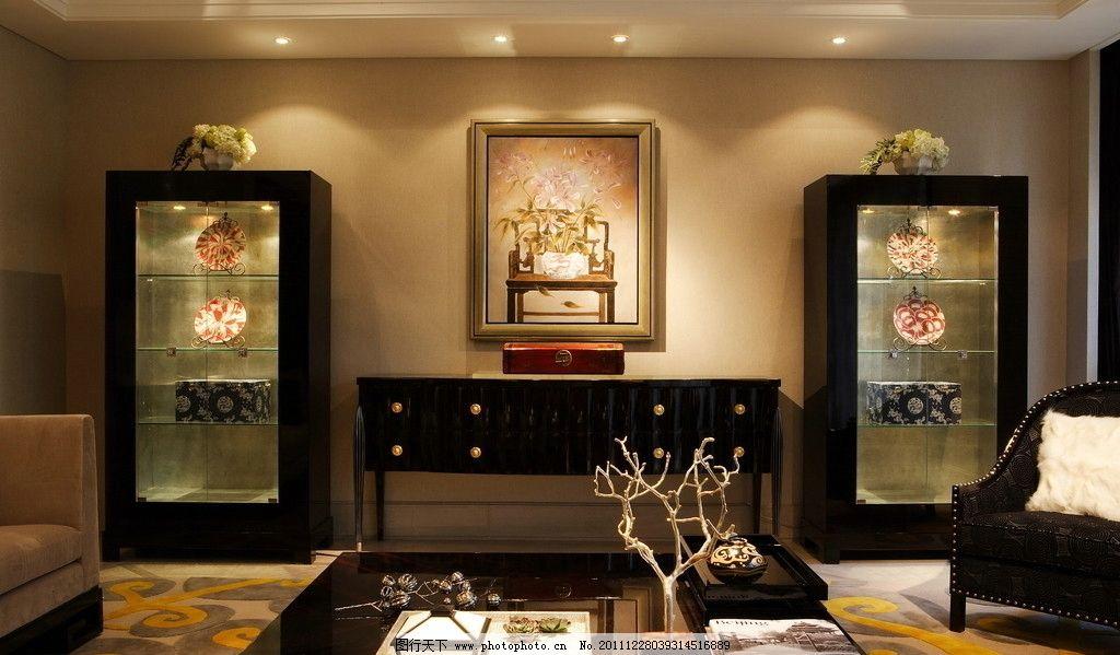 样板房 样板间 建筑 室内 大厅 欧式 房间 家居 家具 窗户 窗帘