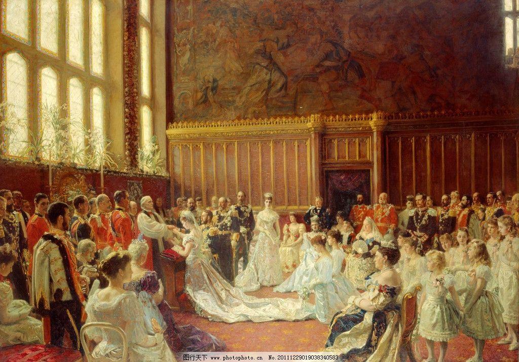 婚礼/乔治五世的婚礼图片