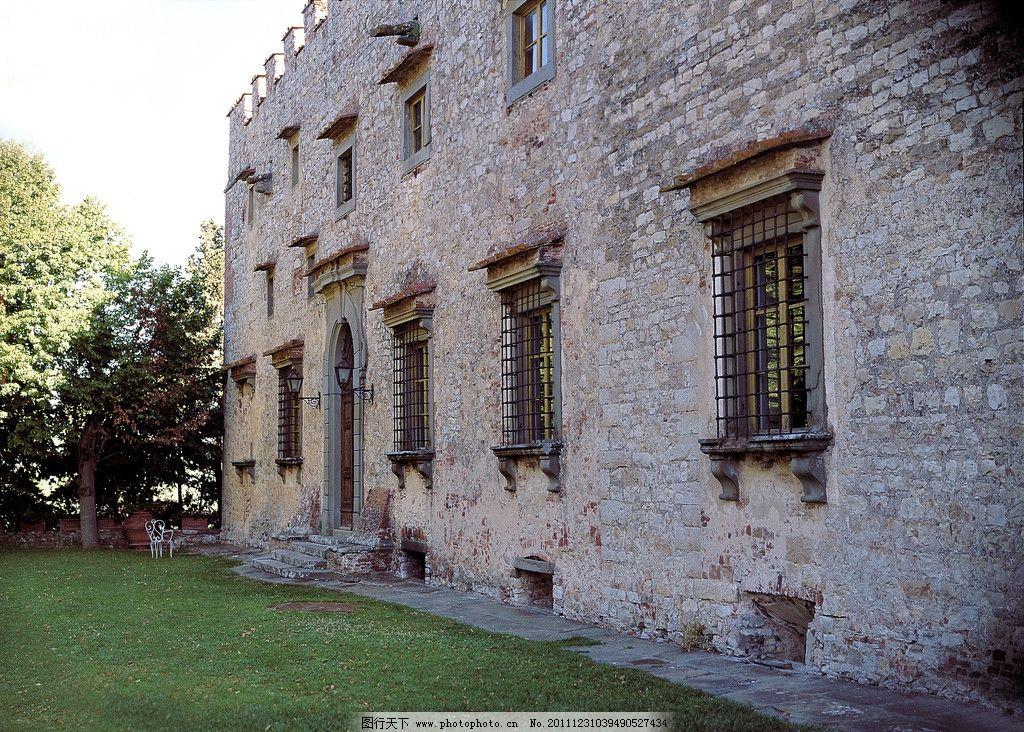 城堡外景 欧式 皇家 建筑摄影 建筑园林